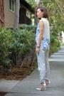 Kimchi-blue-top-madewell-pants-zara-heels