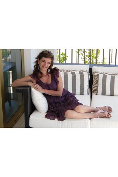 Giolli Fashion dress - Toscanini sandals