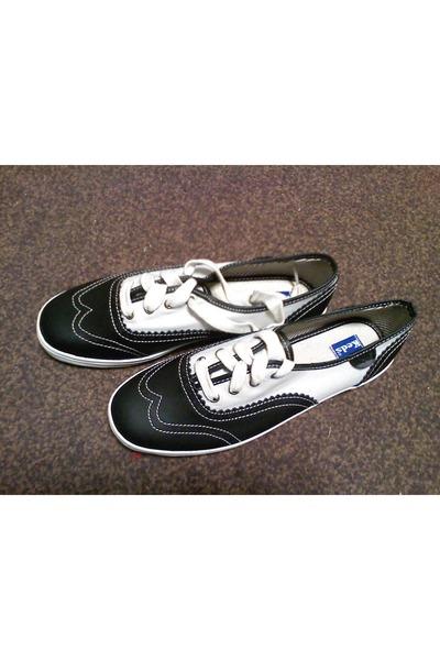 black Keds sneakers