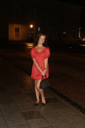 rainy vilnius