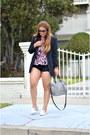 Black-zerouv-sunglasses-white-slingback-zara-flats