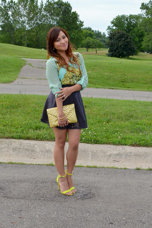 citrine Elaine Turner bag