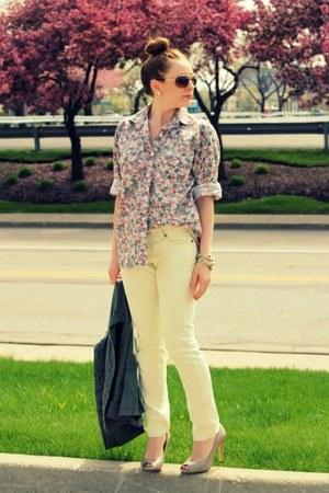 jeans - shirt