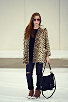 Life Lessons and Leopard Coats