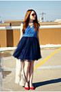 Dress-blazer-heels