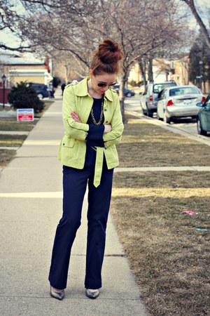 jacket - sweater - pants