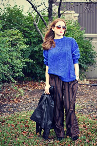 sweater - pants