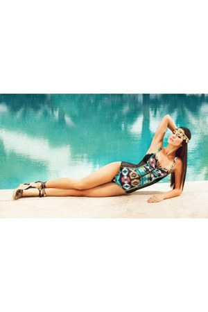 Aqua Azul Boutique swimwear