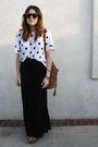 H-m-t-shirt-h-m-skirt-jeffrey-campbell-shoes-aldo-purse
