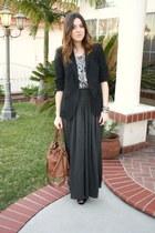 Zara blazer - Zara skirt