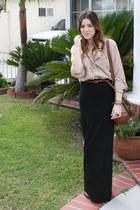 Elementz shirt - H&M skirt