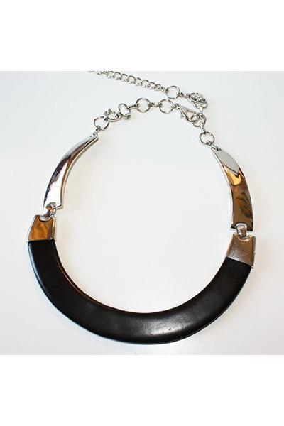 bold modern Shop La Catrina necklace
