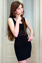 black ClubCouture dress