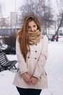Eggshell-bershka-coat-navy-bershka-jeans-tawny-h-m-scarf