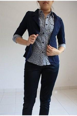 soft drape ARIUS jacket