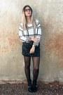 Black-black-justfab-boots-cream-plaid-rosegal-sweater
