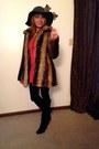 Brown-fur-marc-by-marc-jacobs-coat