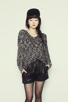 ADILO loose fit knit sweater