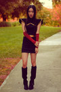 Mixmaster-naughty-monkey-boots-azula-diy-dress-azula-diy-accessories