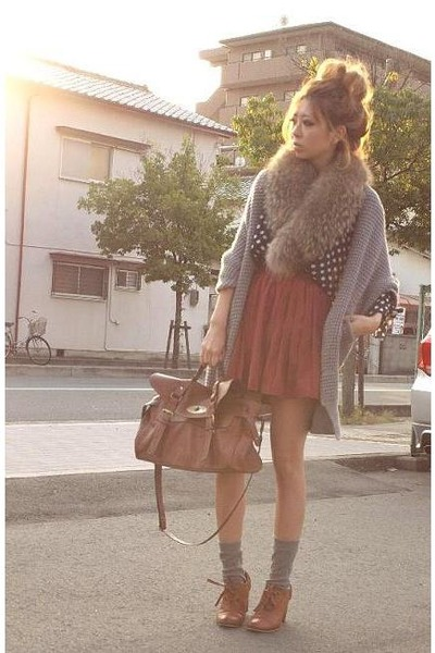 103 in korea pleatsskirt skirt - moms dotblouse blouse
