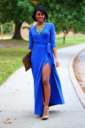 blue Baukjen dress