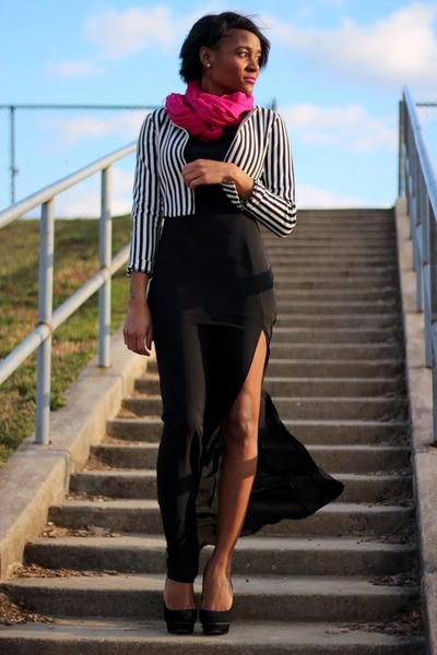 black Lulus dress