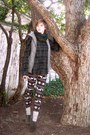 Off-white-for-leggings-dark-green-plaid-urban-outfitters-scarf-neutral-mens-