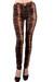 dark brown Urban Mix leggings