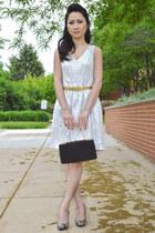 JCP dress - Target heels