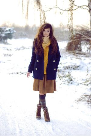 wool romwe coat