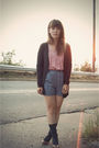 Pink-dsw-warehouse-shoes-gray-modcloth-socks-blue-shop-ruche-shorts-gray-u