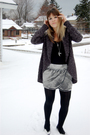 Black-american-apparel-dress-black-unknown-brand-tights-gray-zara-skirt-bl