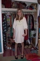 Urban Outfitters dress - Steve Madden shoes - Wet Seal top