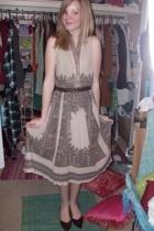 Emily Original dress - Steve Madden shoes - belt
