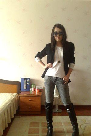 black Mexx blazer