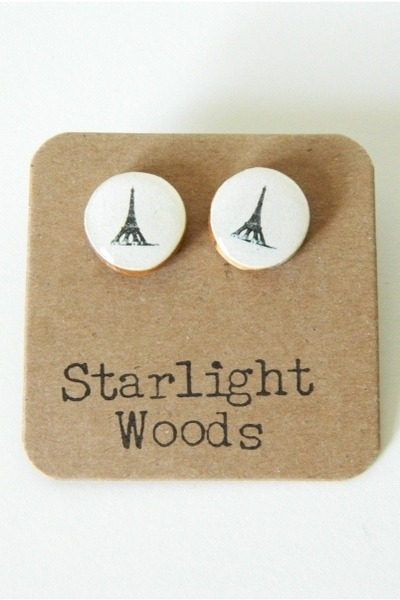 Starlight Woods earrings