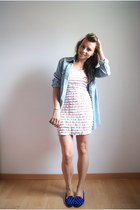 light pink HetM dress