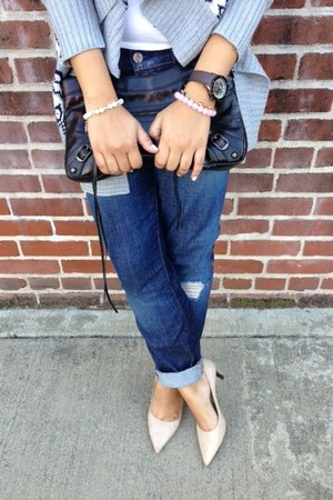 Rich&Skinny jeans - Besso bag - KORS pumps