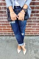 Rich&Skinny jeans - Besso bag - KORS pumps