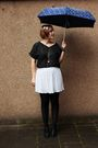 Black-homemade-top-white-zara-skirt-black-tights-black-humanic-shoes-gol