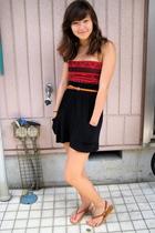 american appareloriginally a skirt top - Target skirt - Moms belt - Urban Outfit