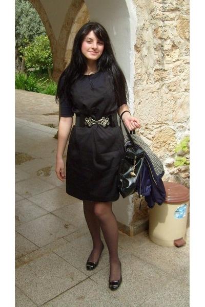 Koton suit - Zara shoes - Assortie belt