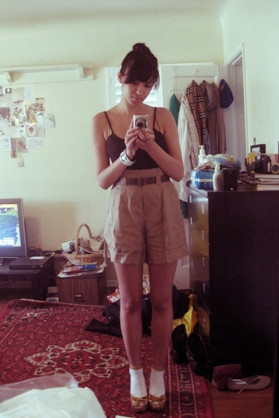 shorts - shirt - - socks