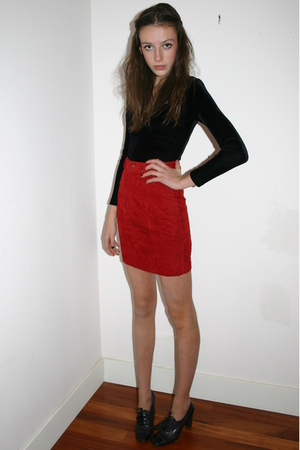 gianni versace skirt - Marc by Marc Jacobs shoes
