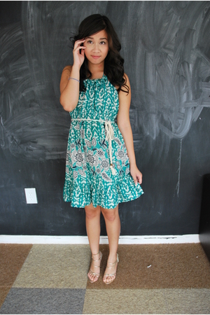 f21 dress - Aldo shoes