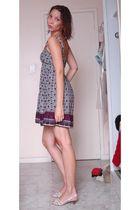 c&a dress - Sonho dos Ps shoes