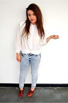 Vintage  Baby Says Boutique blouse