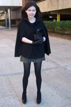 H&M jacket - asos skirt - Charlotte Russe shoes