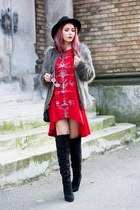 StyleMoi jacket - Michael Kors bag - Ray Ban sunglasses