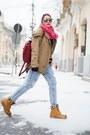 Panama-jack-boots-choies-jeans-bershka-jacket